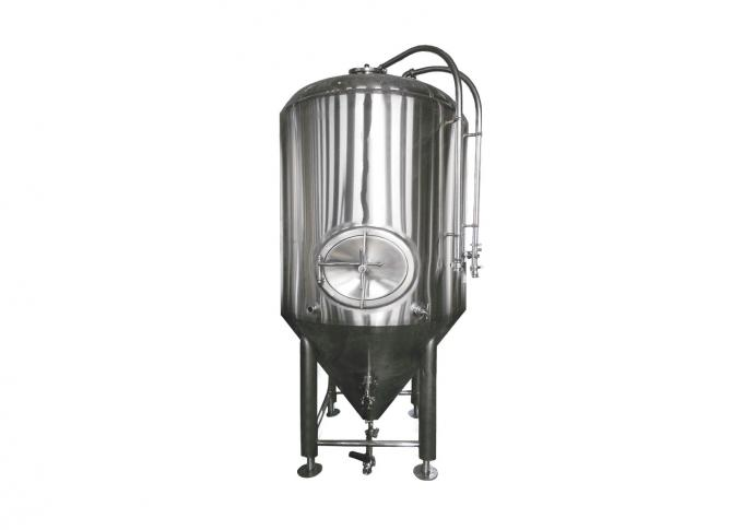 Mirror Polish 10BBL Conical Beer Fermenter