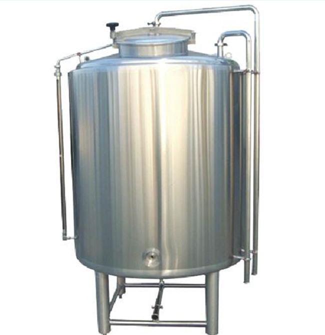 100L Output Stainless Beer Fermenter / Electric Brew Kettle For Brewing Systems