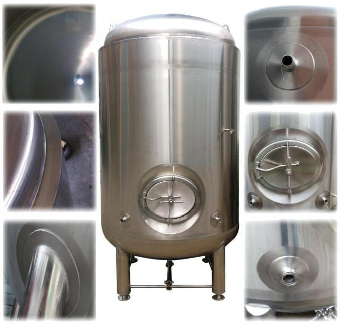 7BBL To 25BBL  Bright Beer Tank Or Beer Serving Tanks with Stainless Steel SUS304 Material