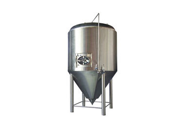 China 1000L Temp Controlled Conical Fermenter SS304 Cooling Jackets / Top Manhole supplier