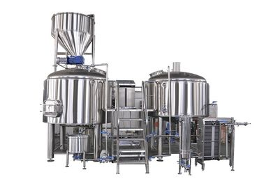 China Automatic Control 4BBL Small Brewery Equipment Electricity Heating Eco Friendly supplier