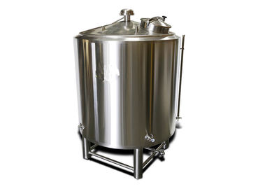 China 100L Output Stainless Beer Fermenter / Electric Brew Kettle For Brewing Systems supplier