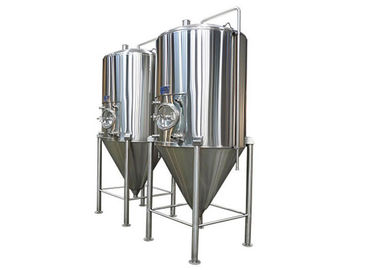 China CE / ISO 500L Stainless Steel SS316 Homebrew Conical Fermenter For Beer Brewery supplier