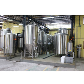 China 4 Inch Hop Port Large Scale Brewing Equipment Sanitary Stainless Steel 304 Mirror Polish supplier