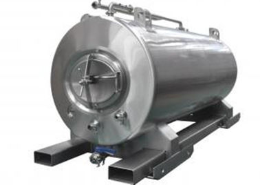China Vertical / Horizontal Type Bright Beer Tank CE , ISO , TUV , SGS Approved supplier