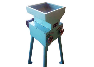 China 1.1KW Auxiliary Brewing Equipments / 2 Rollers Malt Mill SS304 With Large Output distributor