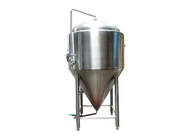 China Conical Beer Fermenter 700L Commercial Beer Brewing Equipment SS304 Fabrication factory