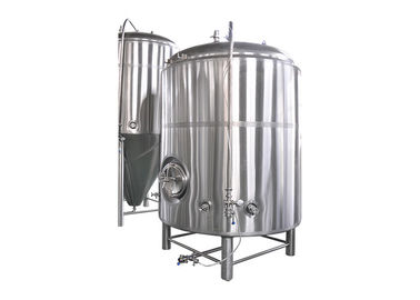 China 500L Brite Beer Tank Fabrication SS304 TIG Welded Joints / Seams Eco Friendly distributor