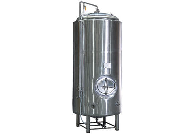 China 40BBL Bright Beer Tank SS316 Fabrication 50mm PU Insulation For Beer Maturation distributor