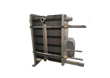 China SS304 Auxiliary Brewing Equipments Heat Exchanger For Beer Fermentation distributor