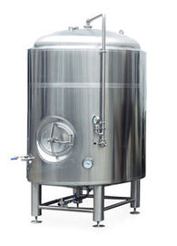 China CE Passed Double Jacket 10bbl Beer Conditioning Tank 304 Sus Raw Material distributor