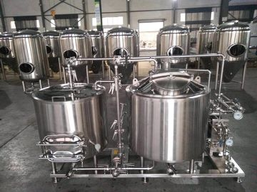 China 100L Small Microbrewery Beer Brewing Fermenter SS304 Stainless Steel Brewing Systems distributor
