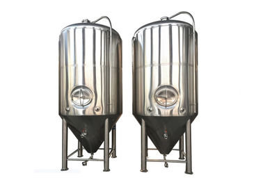 China Fermentation Storage Conical Beer Fermenter Fermenting Equipment ISO , CE factory