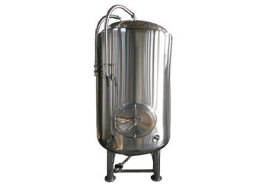 China 500L - 1500L Customized Voltage Wine Fermentation Tank Brite Tank Beer Storage factory