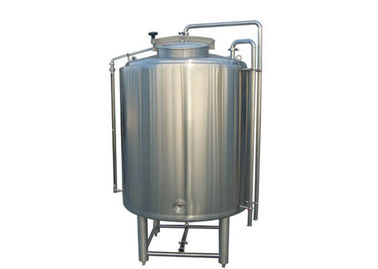 China 500 Liter Semi Automatic Cold Liquor Tank Beer Brewing Cooling Equipment factory
