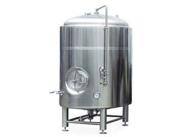 China Food Grade SS304 / SS316 Beer Fermentation Tank 15-70Kw Or Customized Power distributor