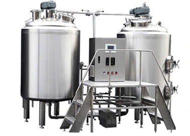 China 300 Litre Stainless Steel Brewery Tanks For Small Microbrewery Equipment distributor