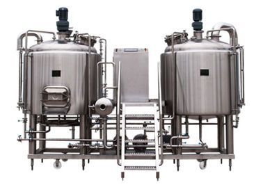China 800 L Free Design Commercial Microbrewery Equipment Use For Restaurant distributor
