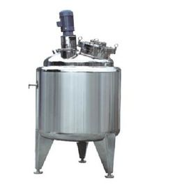 China High Speed 5mm Thickness Paint Blending Tank With 2B Finish Inside And Outside distributor
