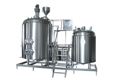 China 1000 Litres Brewing Equipment Stainless Steel Beer Jacket Beer Brewing Vessel distributor