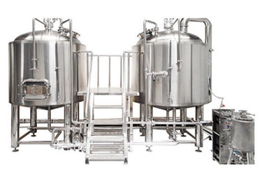China Customized Stainless Steel Small Brewery Equipment Beer Brewing Making Tank distributor