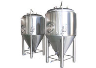Stainless Steel Electric Beer Brewing Kettle Conical Beer Fermenter